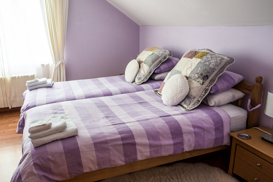 The Annexe Twin Beds